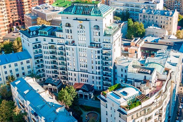 Цена самой престижной квартиры в столице в Москве