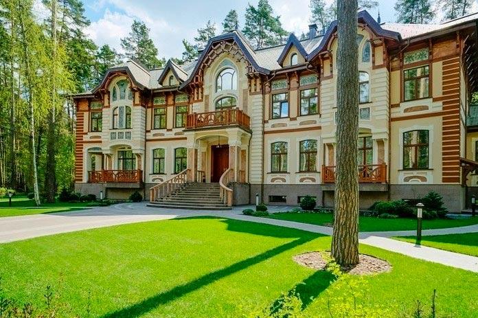 Самый дорогой дом в России в 2020 году